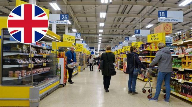 وزراء بريطانيون يحذرون المتاجر الكُبرى من تخزين البضائع لهذ السبب