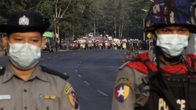عقوبات أمريكية على إثنين من جنرالات ميانمار