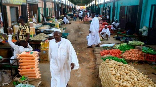 معدل التخضم في السودان يتخطى 400%