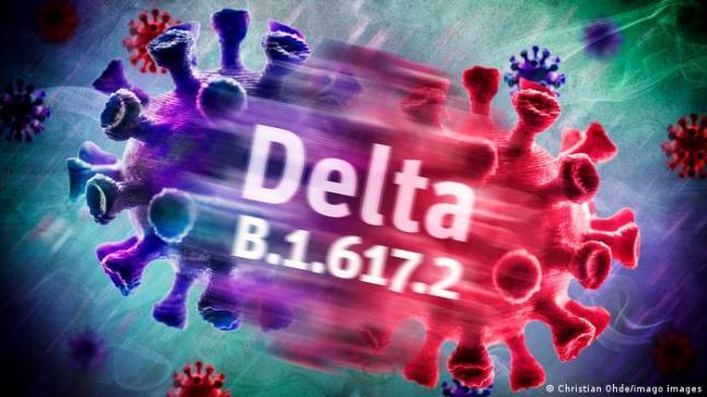 """دراسة تكشف سر انتشار """"دلتا"""" بشكل أسرع من السلالات الأخرى"""