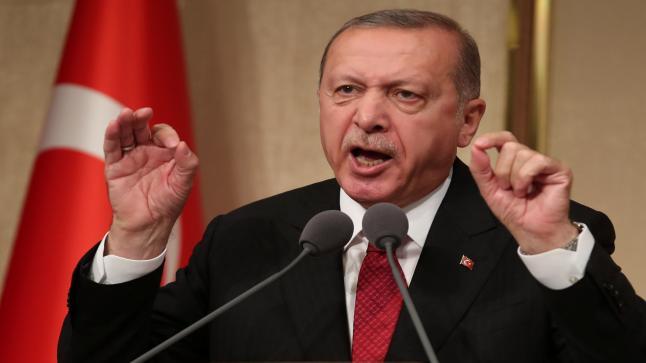 تقرير .. أردوغان متهم بتجنيد الأطفال في شمال سوريا وليبيا